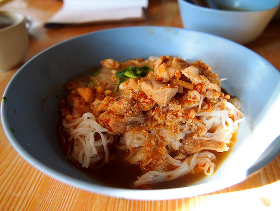 The Taste of Shan State