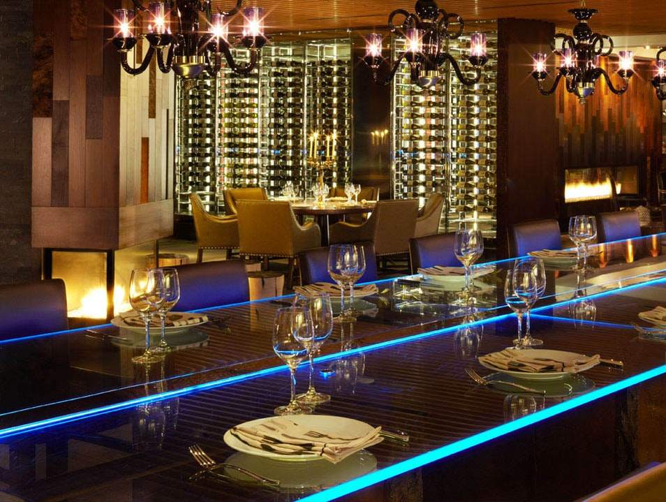 Elegant Dining at Eight K Aspen Colorado United States