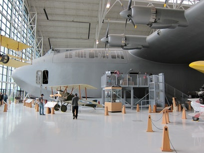 Evergreen Aviation & Space Museum McMinnville Oregon United States