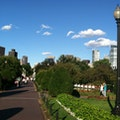 Boston Common Boston Massachusetts United States