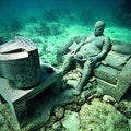Cancun Underwater Museum Cancun  Mexico