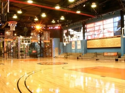 College Basketball Experience Kansas City Missouri United States
