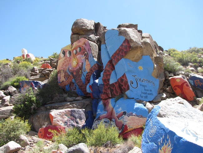 Rock Art in the Arizona Desert