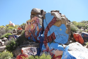 Roy Purcell's Rock Art