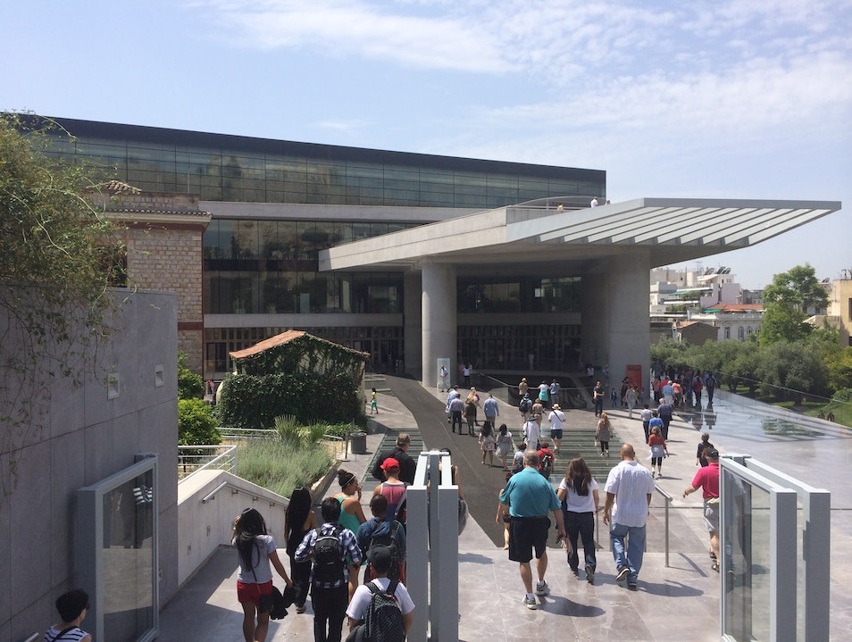 """The """"New"""" Acropolis Museum"""