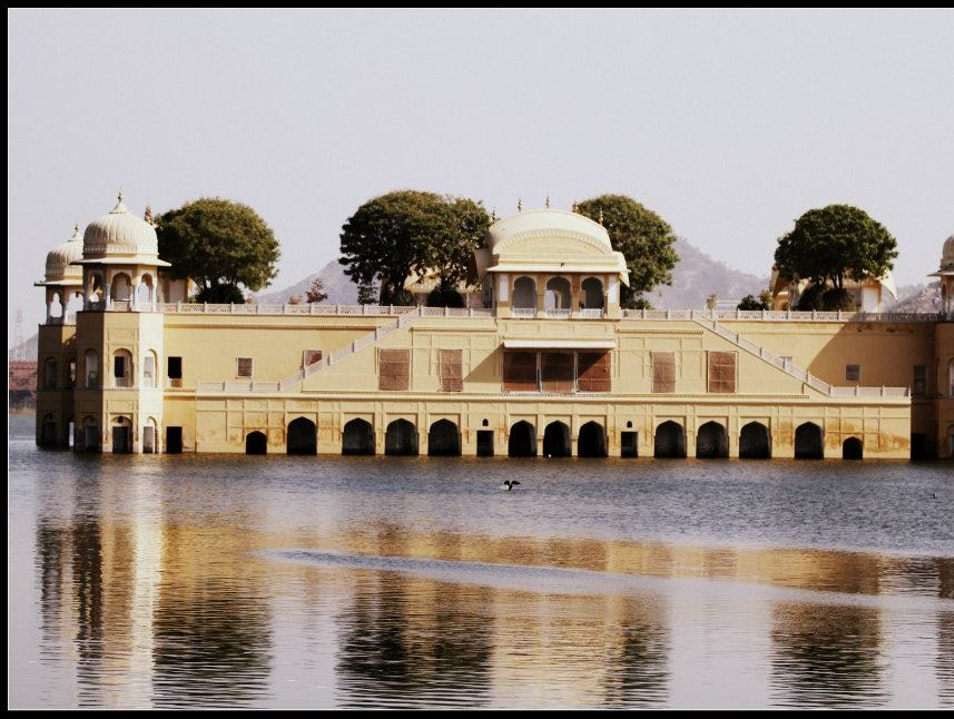 Jal Mahal! Jaipur  India