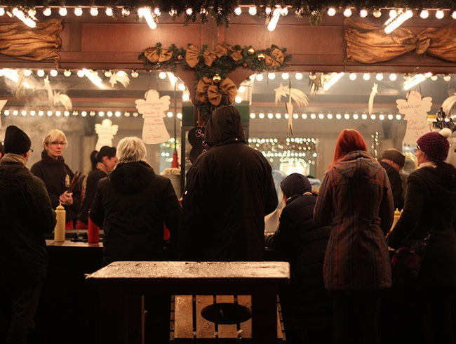 Berlin's Most Scenic Christmas Market
