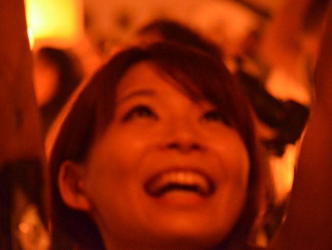 Instant Joy at the Yi Peng Festival of Lights
