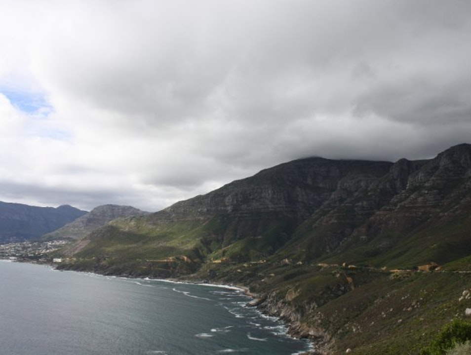 Chapmans Peak Drive Cape Town  South Africa