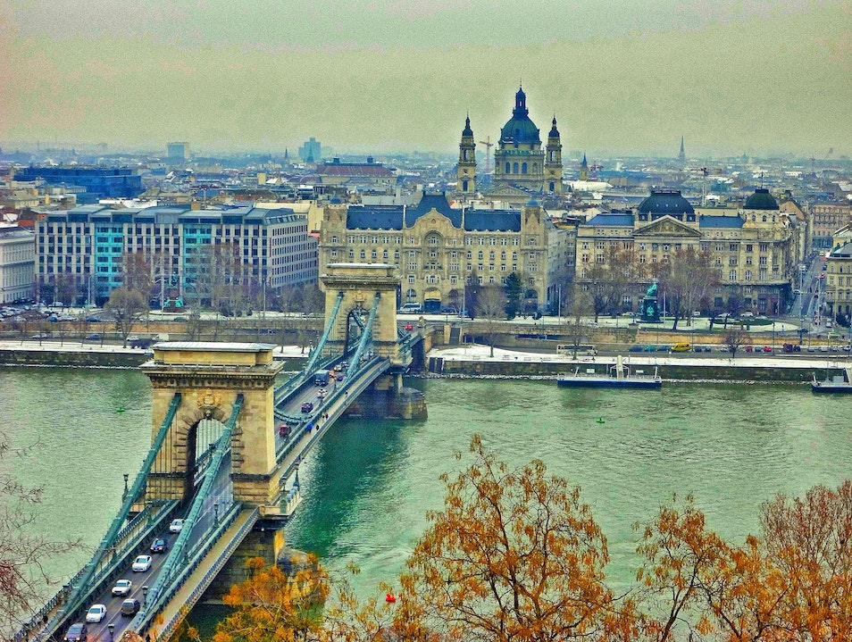 Love at first sight Budapest  Hungary