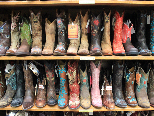 Discover Your Inner Cowboy or Girl at F.M. Light & Sons