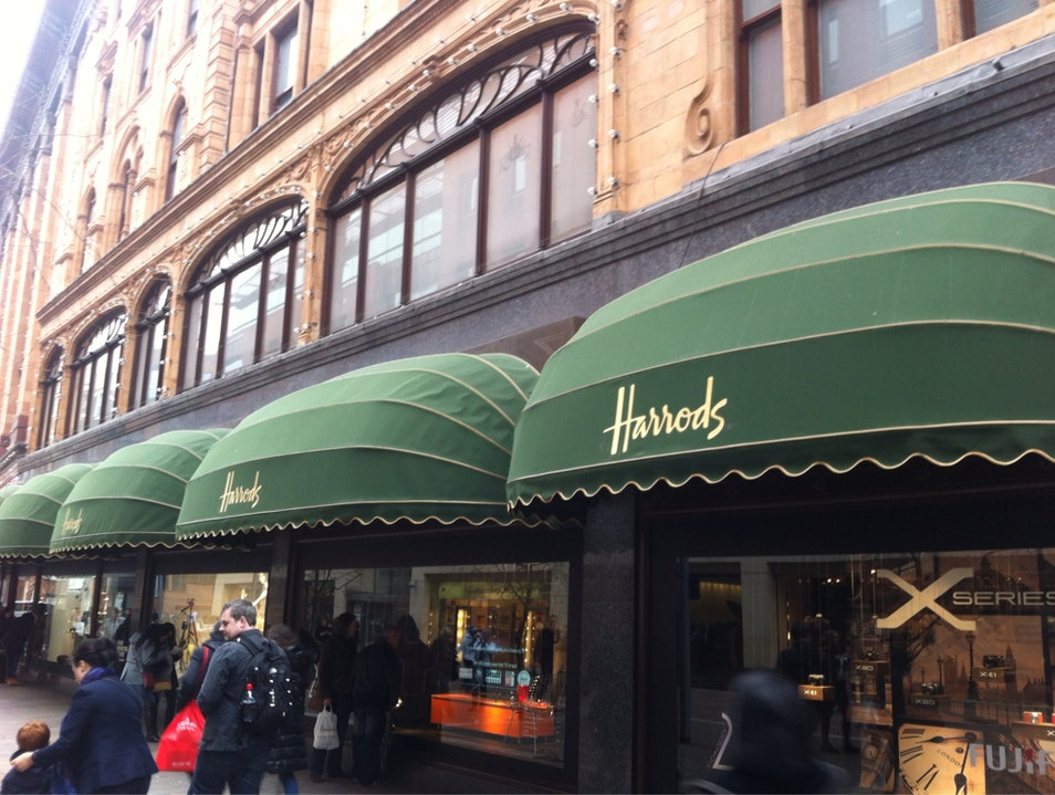 Harrods London  United Kingdom
