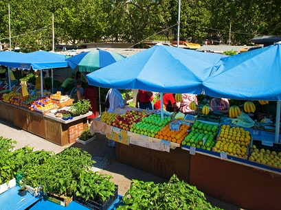 Green Market Split  Croatia