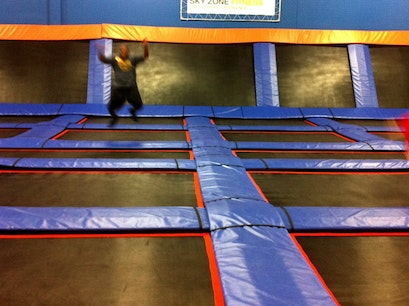 AirHeads Trampoline Arena Tampa Florida United States