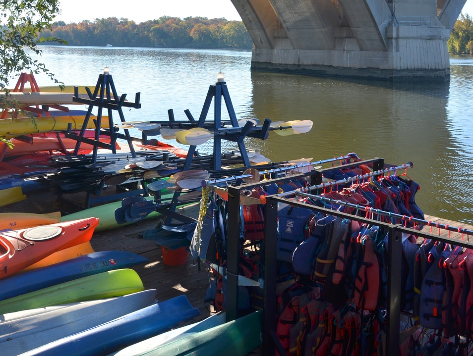 Paddle on the Potomac Washington, D.C. District of Columbia United States
