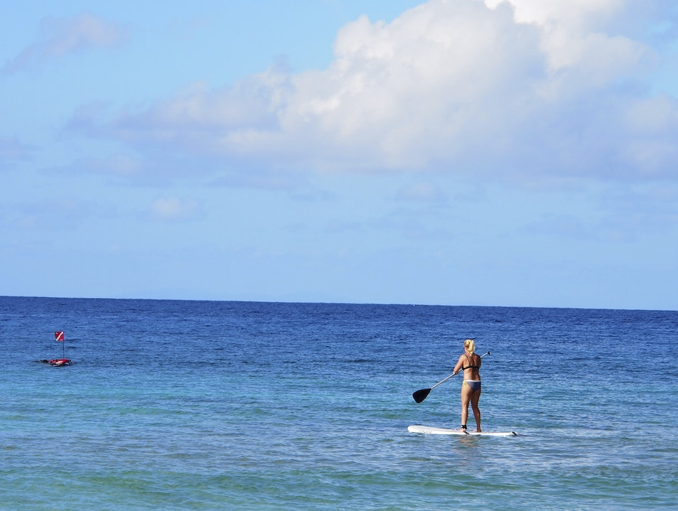 Head West for Full Moon SUP Fun in Frederiksted, St. Croix