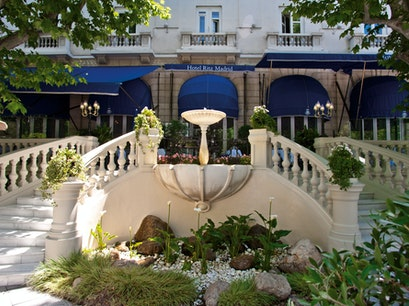 Hotel Ritz Madrid  Spain