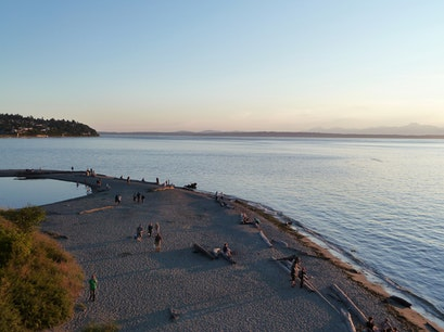 Carkeek Park Seattle Washington United States