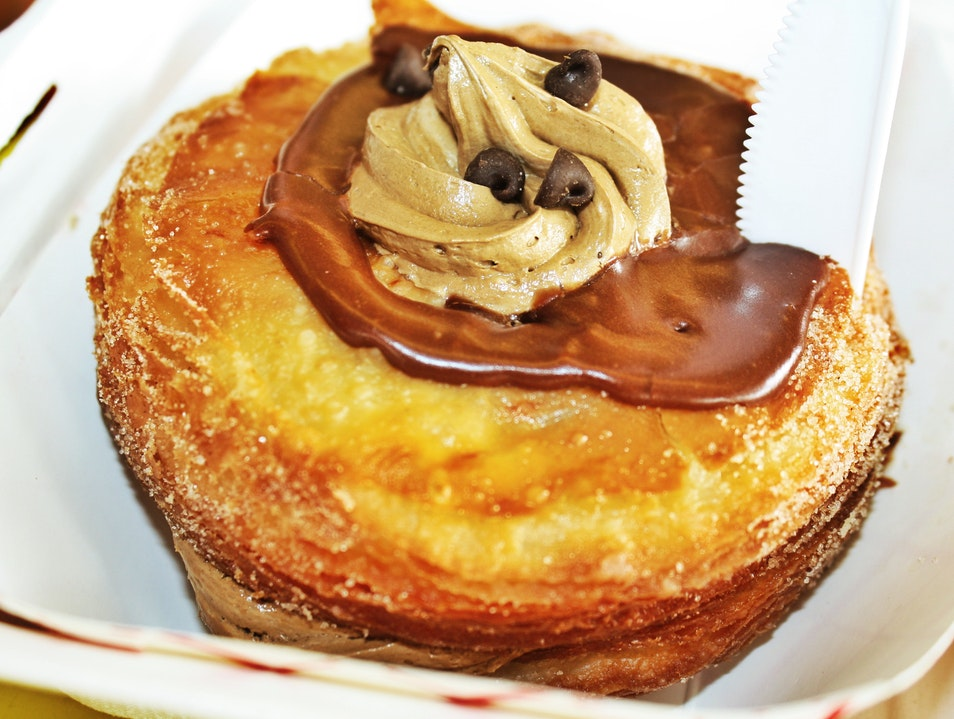 The Cronut Finally Comes to LA Santa Monica California United States