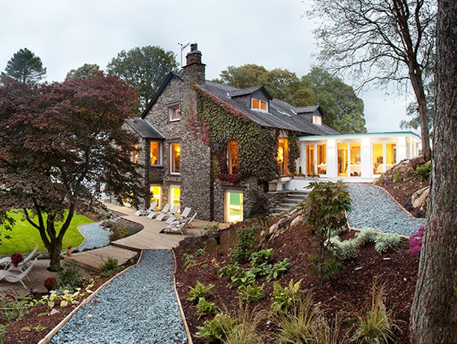 Escape to the Relaxing Lake District