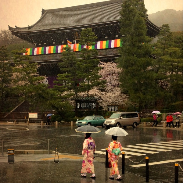The Never-Ending Wonders of Kyoto
