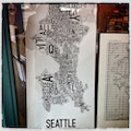 Metsker Maps Seattle Washington United States