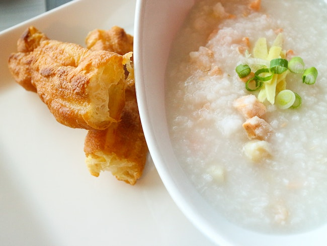 Go Cuckoo for Congee