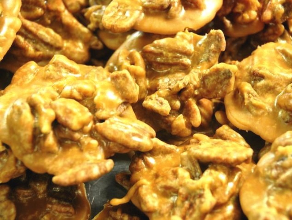 A Purely Southern Treat: Pecan Pralines Savannah Georgia United States