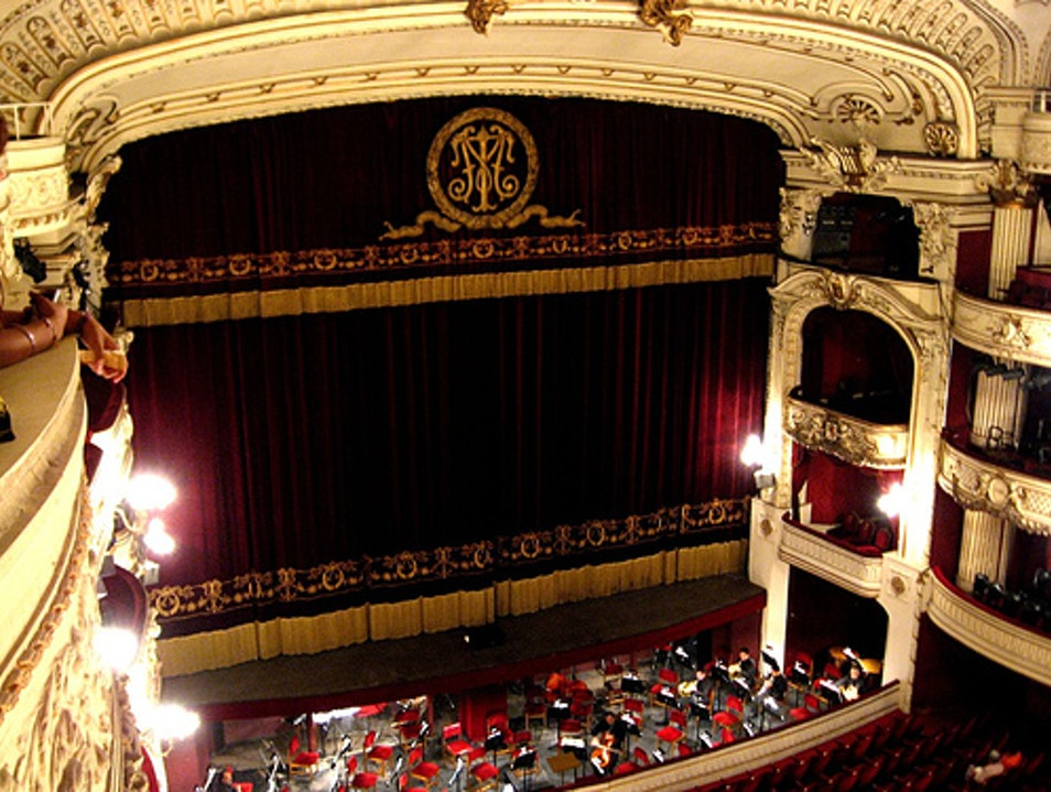 Breathe in Culture at Santiago's Opera House Santiago  Chile