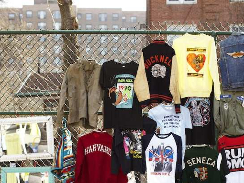 Brooklyn Flea, Fort Greene, Brooklyn New York New York United States
