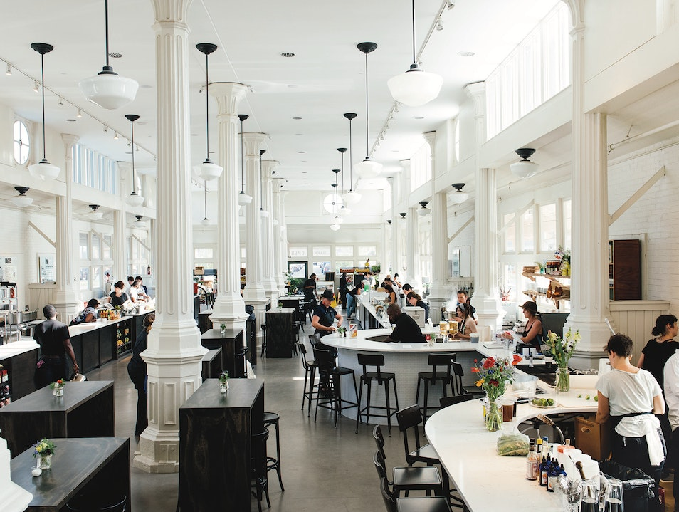 St. Roch Market New Orleans Louisiana United States
