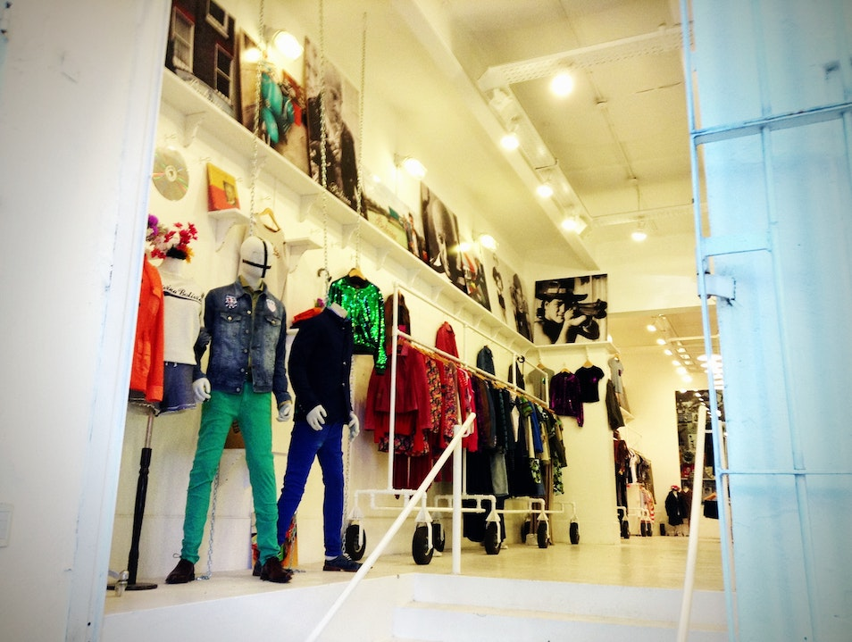 Shop Till You Drop, With a Street-Savvy Guide Buenos Aires  Argentina