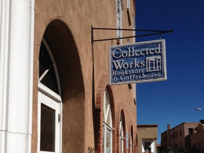 Collected Works Book Store Santa Fe New Mexico United States