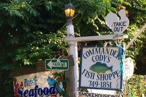Commander Cody's Seafood