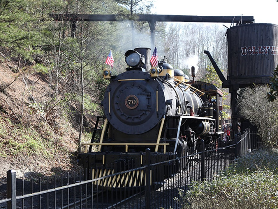 Dollywood Pigeon Forge Tennessee United States