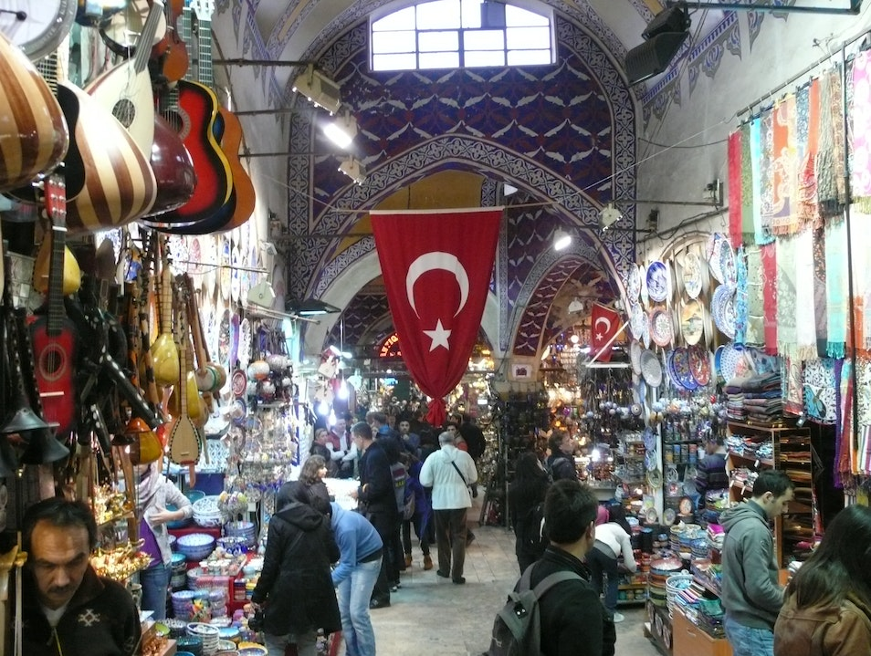 Get lost in Istanbul Istanbul  Turkey