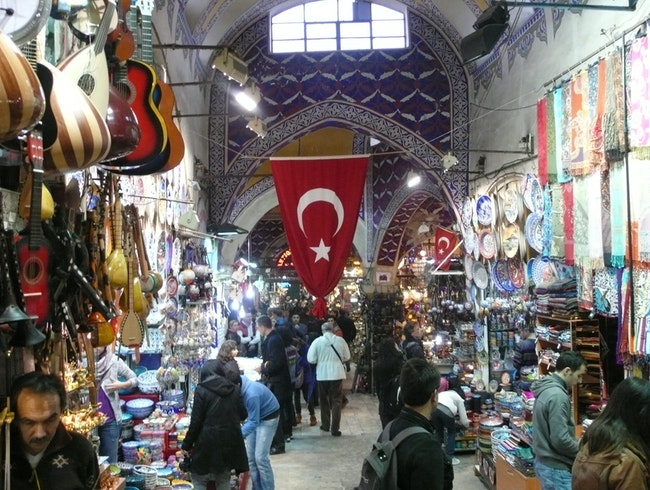 Get lost in Istanbul