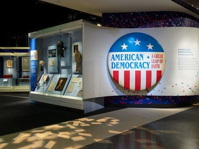 National Museum of American History Washington, D.C. District of Columbia United States