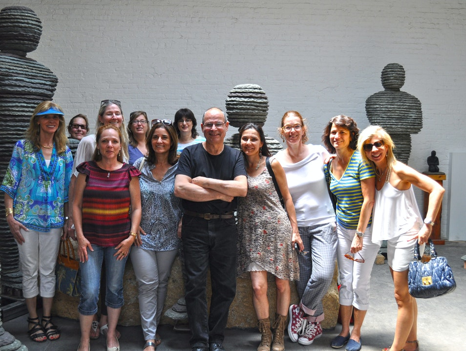 Private Tour - Artist Studio Visit in Williamsburg, Brooklyn New York New York United States