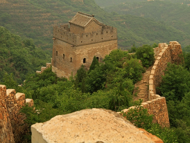 Gorgeous Great Wall Views, Without Beijing Crowds