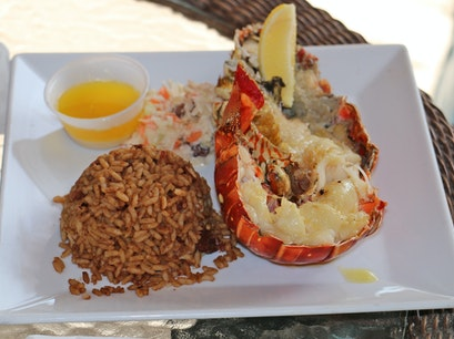 Lobster Festival Anegada  British Virgin Islands