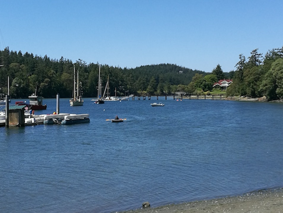 Deer Harbor Deer Harbor Washington United States