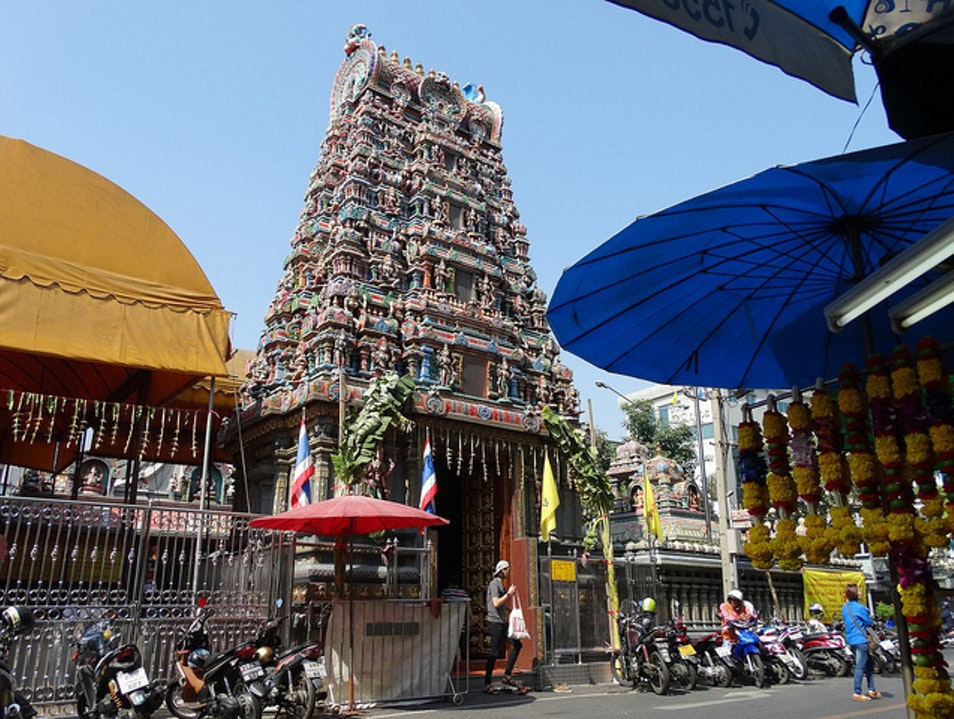 Catch A Glimpse of Indian Colour in Bangkok
