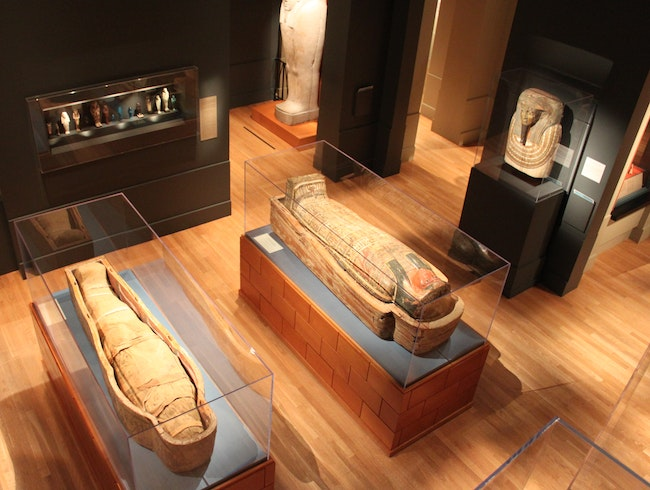 Atlanta's Impressive Collection of Egyptian Artifacts