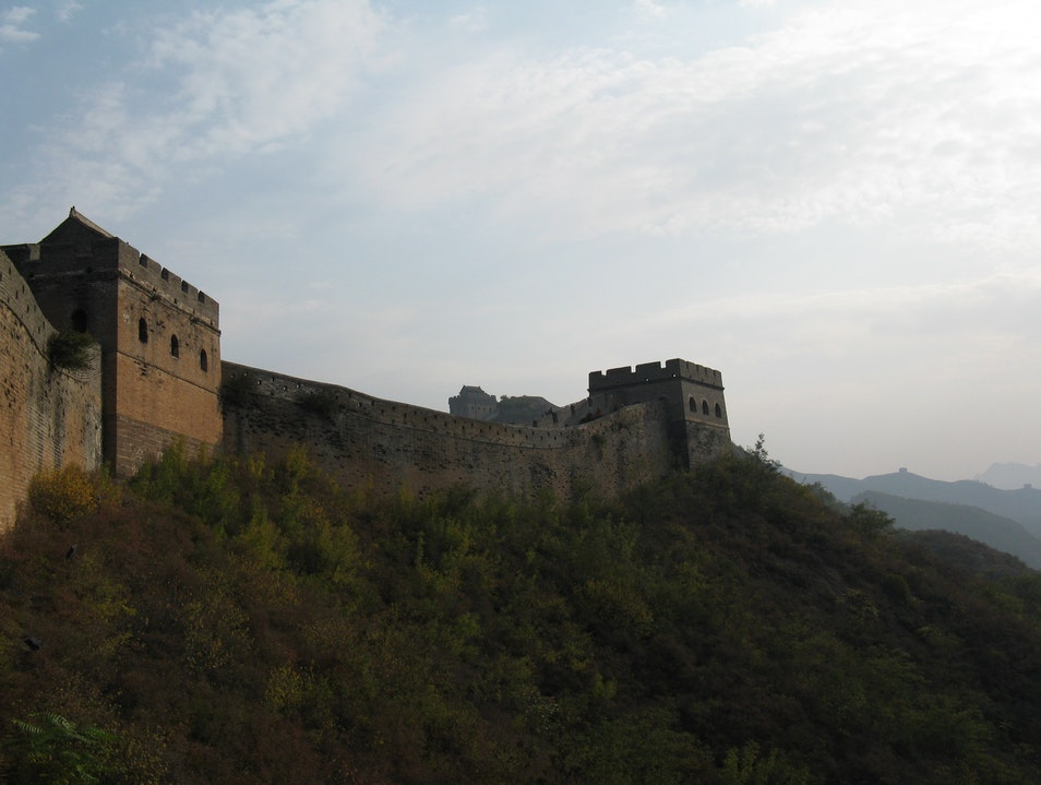 Badaling Section, Great Wall of China Beijing  China
