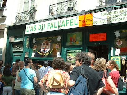 L'As Du Fallafel Paris  France