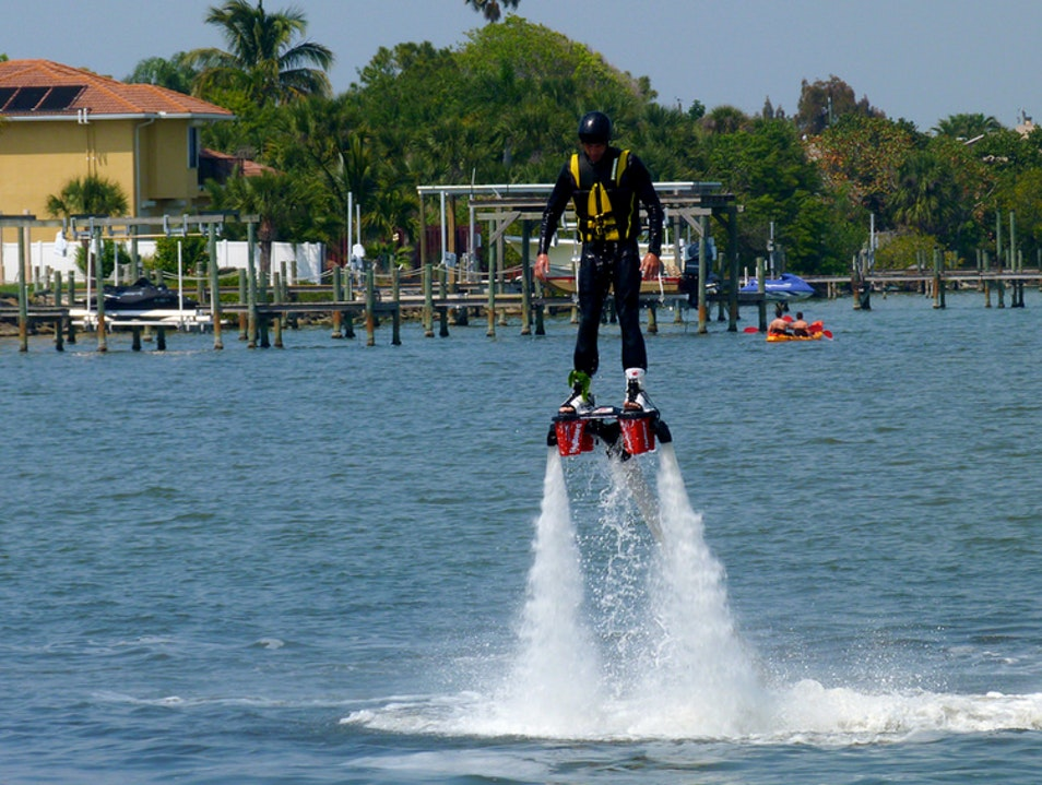 Add Flyboarding to Your Water Repertoire  Cabo San Lucas  Mexico