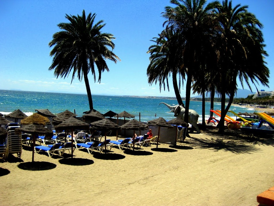 Spanish Sunshine in Marbella Marbella  Spain