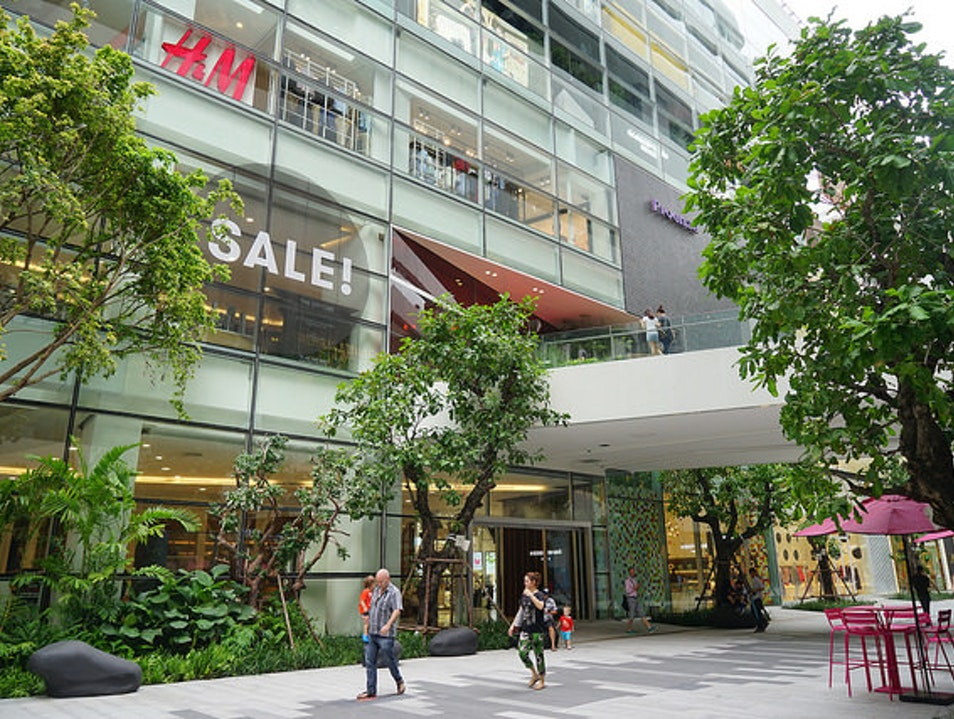 Discover Another Retail Refuge