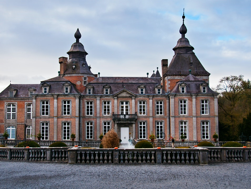Find your Festive Spirit at Belgium's Chateau de Modave Modave  Belgium